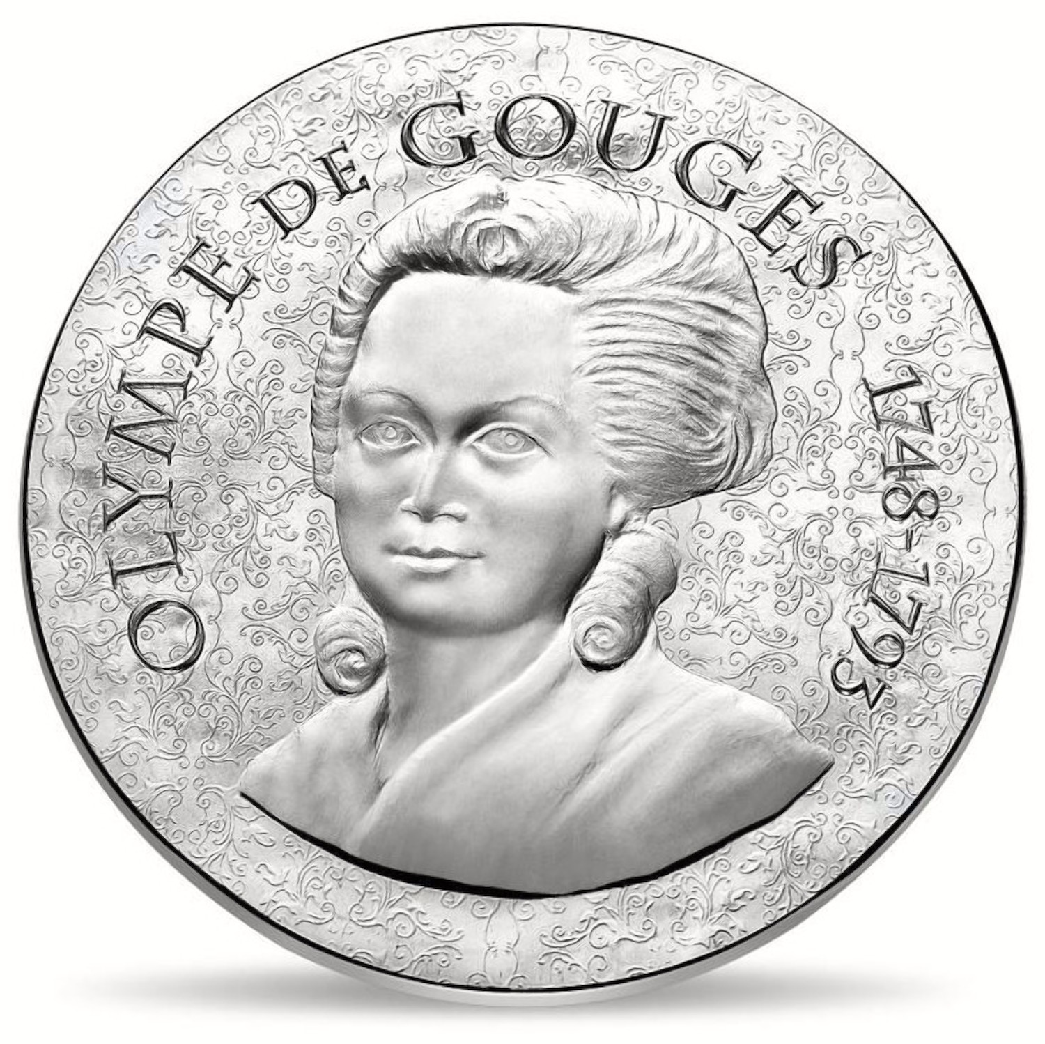 Women Of France Coin Series Heralds Revolutionary Pioneer